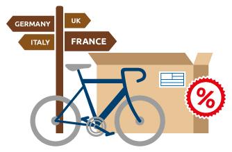 Envoyer un vélo au meilleur prix