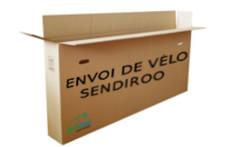 emballage et boîte en carton spécial vélo