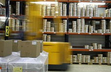 entrepôt suivi envoi