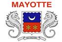 Drapeau de l'île de Mayotte